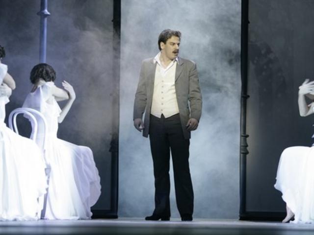 Én, József Attila (Madách Színház, 2012)