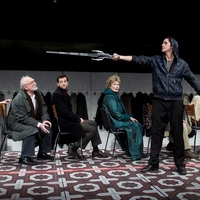 """""""A puskának el kell sülnie"""" - Csehov Sirálya a Nemzeti Színházban"""
