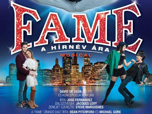 Fame, a hírnév ára (musical)