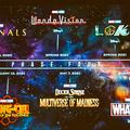A Marvel Filmes Univerzum 4. fázis szinkron szempontból