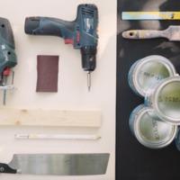 Gyermekjátékok készítése és festése