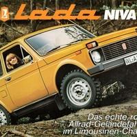 Lada Niva Reloaded