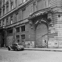 Carspotting Extra - Fortepan 50-es évek