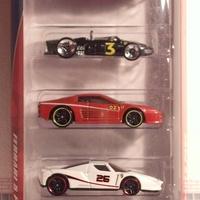 Tíz kicsi Ferrari