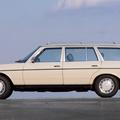 W123 - valami van, de nem az igazi