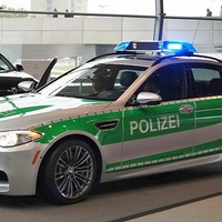 M5 rendőr