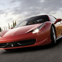 Olasz módra 3. - Ferrari 458 Italia