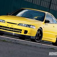 Honda-hét: Acura Integra