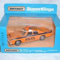 Mai rendőrök