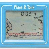 Plane & Tank