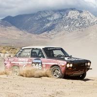 Datsun 510 Rallye