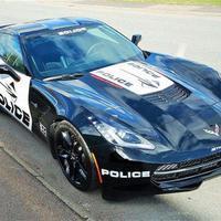 Rendőr Corvette újra