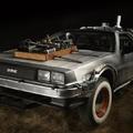 Vadnyugati DeLorean