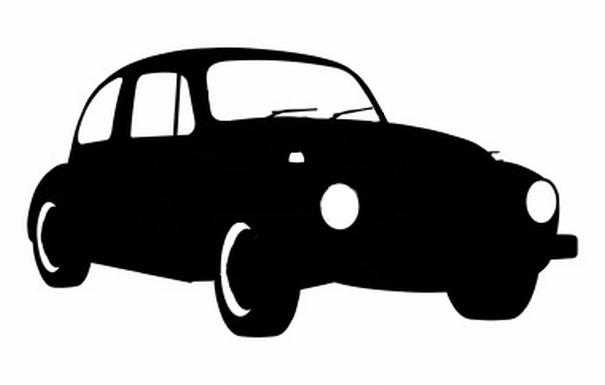 Bug Silhouette | Car Interior Design