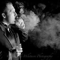 Fekete Fehér Füstös Képek