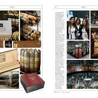 Néhány oldal az Orosz Cigar Clan Magazinból