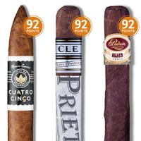 Cigar Aficionado 90+