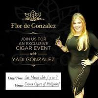 Flor de Gonzalez Cigars - Yady Gonzalez