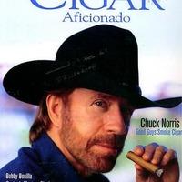 Sztárok akik Szivaroznak: Chuck Norris, Jeremy Irons, Tom Selleckt, James Woods