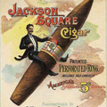 Vintage - Régi szivaros plakátok - Hirdetések