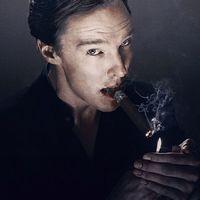 Az egyik kedvenc szivarosom - Benedict Cumberbatch