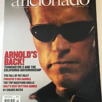 A Cigar Aficionado Magazin címlapjain szereplő szivaros hírességek