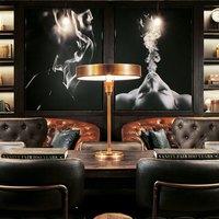 Montecristo Cigar Bar - Ceasar Palace - Las Vegas