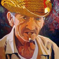 Szivaros Festmények Kubából