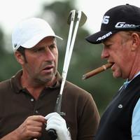 Miguel Angel Jimenez - Golf és Szivar