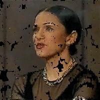 Madonna szivarozik