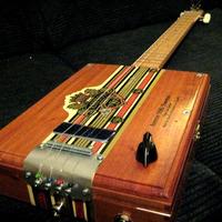 Hangszer készítés szivar dobozból