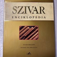 Julian Holland: Szivar enciklopédia