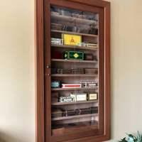 Falba szerelhető humidorok - Szivar párásító szekrények