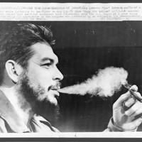 Ernesto CHE Guevara Szivarozik