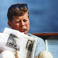 Szivarozó Politikusok - John Fitzgerald Kennedy