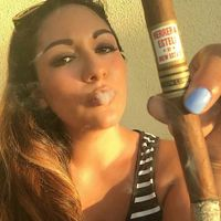 Alexandra Kling - Cigar Lady