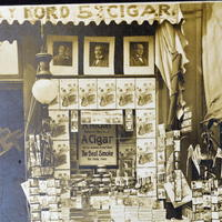 Így néztek ki régen a szivarboltok Ámerikában