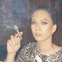 Luisa Bautista - Cigar Lady