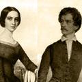 Szendrey Júlia Petőfi felesége szivarozott és nadrágban járt