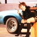 Szivarozó világsztárok - Carmen Electra