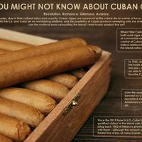 Amit talán még te sem tudsz a kubai szivarokról