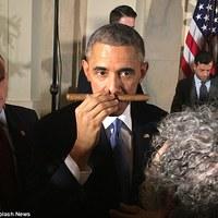 Barack, Barack nem így kell ezt csinálni!