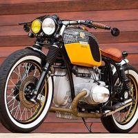 Cohiba Cigar Motorcycle - Gyönyörű motor kedvemre való festéssel