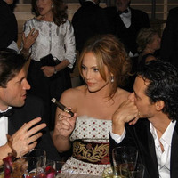 Szivarozó világsztárok - Jennifer Lopez