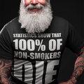 A nem dohányzók 100 százaléka meghal