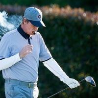 Wayne Gretzky Füstöl a Gyepen