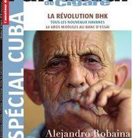 L'Amateur de Cigare Magazin Címlapjai