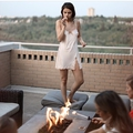 Dohányzó Világsztárok - Selena Gomez cigizik