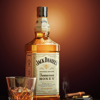 Jack Daniel's Honey & Cigar