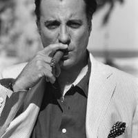 Hollywoodi sztárok akik szivaroznak - Andy Garcia
